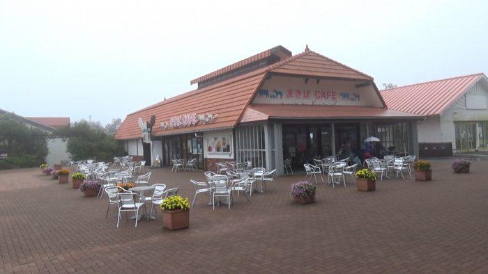 マザー牧場 まきばカフェ