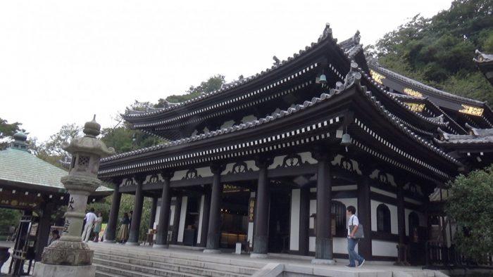 鎌倉長谷寺 観音堂外観