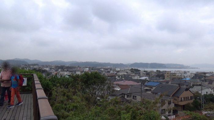 鎌倉長谷寺 見晴台