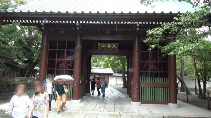 鎌倉大仏(高徳院) 仁王門