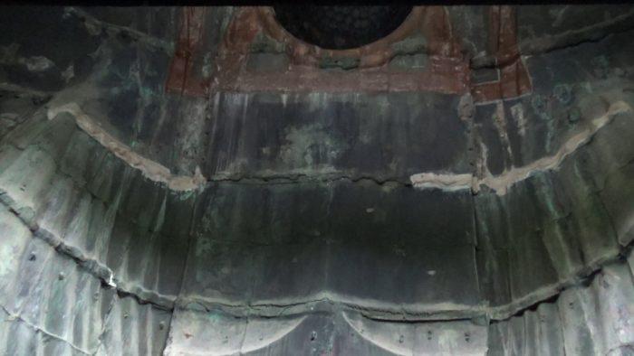 鎌倉大仏(高徳院) 大仏胎内