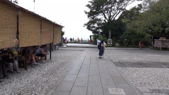 鎌倉長谷寺 高台への道